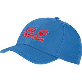Jack Wolfskin Baseball Cap Lapset Päähine , sininen